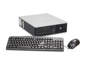 HP DC7900 Desktop PC, B Grade, Scratch & Dent 2GB 160GB HDD Windows 7 Professional 32-Bit
