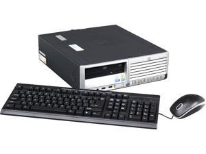 HP Compaq Desktop PC Compaq_DC7700 DC7700 Core 2 Duo E6300 (1.86GHz) 2GB DDR2 80GB HDD Windows 7 Professional 32-Bit
