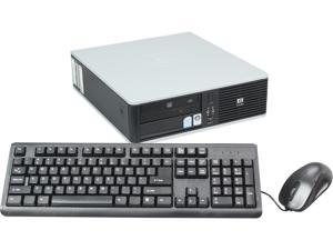 HP DC5800 [Microsoft Authorized Recertified] Small Form Factor Desktop PC with Intel Core 2 Duo 2.30Ghz, 6GB RAM, 500GB HDD, ...