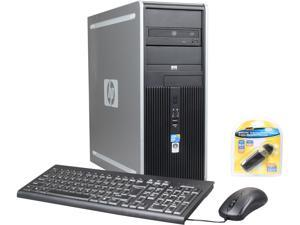 HP DC7900 Desktop PC Core 2 Duo 3.0GHz 4GB 750GB HDD Windows 7 Professional