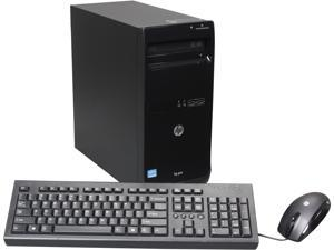 HP Business Desktop 3500 (D8C46UT#ABA) Desktop PC Intel Core i5 3470 (3.20GHz) 4GB DDR3 500GB HDD Windows 7 Professional 64-bit (available through downgrade rights from Windows 8 Pro)