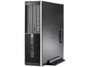 HP Compaq HPET8000E840001 (8000 ELITE) Desktop PC - Grade-A Core 2 Duo E8400 (3.00GHz) 4GB 250GB HDD No Screen Windows 7 ...