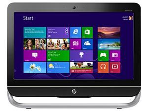 "HP ENVY 20-b014 (H3Z01AAR#ABA) AMD Dual-Core Processor 4GB DDR3 1TB HDD 20"" Windows 8 64-Bit"