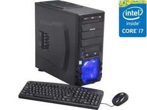 Avatar Desktop PC Gaming I7-47 (Gen4) Intel Core i7 4770 (3.40 GHz) 8 GB DDR3 1 TB HDD Windows 8