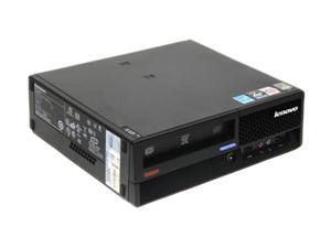 ThinkCentre M57 (IBMM57E655002) Desktop PC Core 2 Duo 2GB 250GB HDD Windows 7 Home Premium 64-Bit