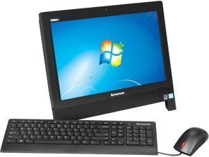 "Lenovo ThinkCentre Edge 2117BBU Intel Core i3 4GB DDR3 500GB HDD Capacity 18.5"" Windows 7 Professional 64-Bit"