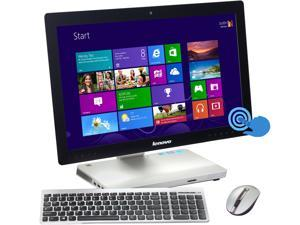 "Lenovo All-in-One PC A520 (57317388) Intel Core i3 3130M (2.60GHz) 6GB DDR3 1TB HDD 23"" Touchscreen Windows 8"