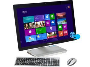 "Lenovo A720 (57315916) Intel Core i5 6GB DDR3 1TB HDD Capacity 27"" Touchscreen Windows 8"