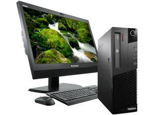 ThinkCentre M93p 10A9000RUS Desktop PC Intel Core i5 4GB DDR3 1TB HDD No Screen Windows 7 Professional 64-bit