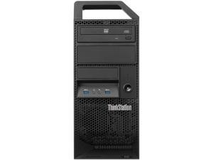 ThinkStation Desktop PC E32 (30A10030US) Intel Core i7 4770 (3.40 GHz) 8 GB DDR3 1 TB HDD Windows 7 Professional 64-bit (Downgrade ...