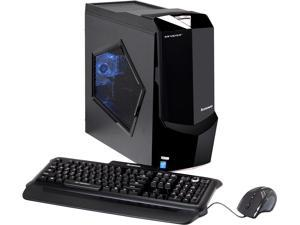 Lenovo Desktop PC Erazer X510 (57323869) Intel Core i7 4770K (3.50 GHz) 16 GB DDR3 1TB + 8GB SSHD HDD NVIDIA GeForce GTX 760 2GB Windows 8.1