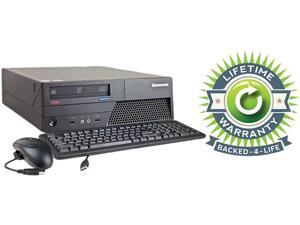 ThinkCentre Desktop PC Core 2 Duo 3.0GHz 4GB 160GB HDD Windows 7 Professional