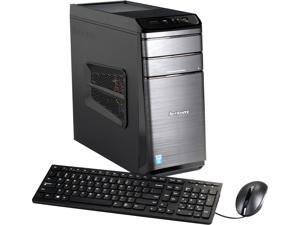 Lenovo Desktop PC K450E 57327817 Intel Core i5 4460 (3.2 GHz) 8 GB DDR3 1TB SSHD HDD 8 GB SSD NVIDIA GeForce GTX 750 Windows 8.1 64-bit