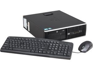 HP Elite 8000 Desktop PC Core 2 Duo 4GB 1TB HDD Windows 7 Professional 64bit