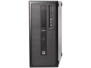 HP EliteDesk Desktop PC Intel Core i5 Standard Memory 4 GB Memory Technology DDR3 SDRAM 500GB HDD Windows 7 Professional