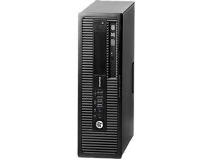HP EliteDesk Desktop Computer - Intel Core i7 i7-4770 3.40 GHz, 4GB DDR3, 500GB HDD, Windows 7 Professional  - Small Form ...