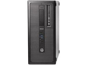HP EliteDesk Desktop Computer - Intel Core i7 i7-4770 3.40 GHz, 4GB DDR3, 500GB HDD, DVD+R/RW, Windows 7 Professional - Micro ...
