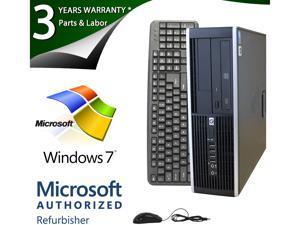 HP Compaq Desktop PC 6000 Pro Pentium E6500 (2.93GHz) 2GB DDR3 80GB HDD Windows 7 Professional 64-Bit