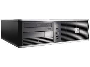 HP Compaq Desktop PC DC5850 Athlon 64 X2 5400B (2.8GHz) 2GB 80GB HDD Windows 7 Home Premium 64-Bit