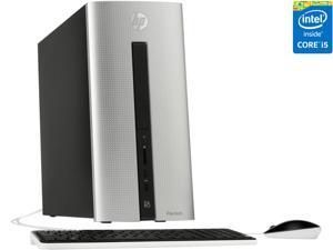 HP Desktop Computer Pavilion 550-050 Intel Core i5 4460 (3.2 GHz) 8 GB DDR3 1 TB HDD NVIDIA GeForce GTX 745 4GB Windows 8.1