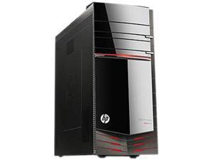 HP Desktop Computer ENVY Phoenix 810-330QE Intel Core i7 4770K (3.50 GHz) 32 GB DDR3 3 TB HDD NVIDIA GeForce GTX 745 4 GB Windows 8.1 Pro 64-Bit