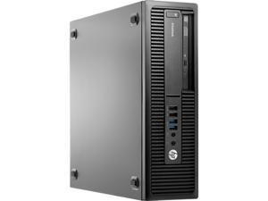 HP EliteDesk 705 G2 (P0D52UT#ABA) Desktop PC - AMD A10-8750 (3.60 GHz) 8 GB DDR3 1 TB HDD AMD Radeon R7 Graphics Windows 7 Professional 64-Bit (available through DG rights from Windows 10 Pro)