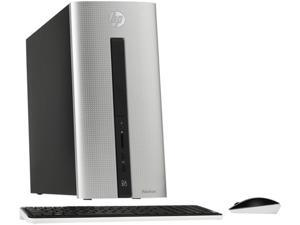 HP Desktop Computer Pavilion 550-027C A10-7000 Series A10-7800 (3.50 GHz) 8 GB 1 TB HDD AMD Radeon R7 Windows 10 Home
