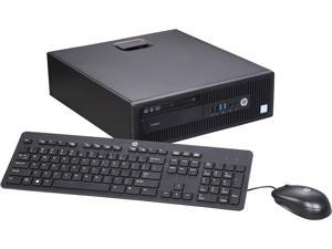 HP Desktop PC ProDesk 600 G2 Intel Core i5 6th Gen 6500 (3.20 GHz) 8 GB DDR4 1 TB HDD Intel HD Graphics 530 Windows 7 Professional 64-Bit (available through downgrade rights from Windows 10 Pro)