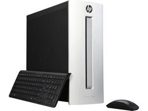 HP Desktop Computer ENVY 750-116 A10-8000 Series A10-8750 (3.60 GHz) 12 GB 2 TB HDD AMD Radeon R7 Windows 10 Home 64-Bit