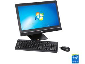"HP All-in-One PC ProOne 600 G1 (W5X99UT#ABA) Intel Core i5 4th Gen 4590S (3.0 GHz) 8 GB DDR3 500 GB HDD 21.5"" Windows 7 Professional 64-Bit (available through downgrade rights from Windows 10 Pro)"