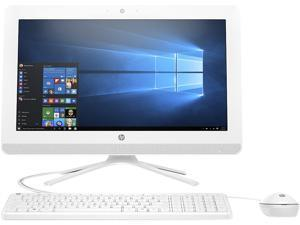 "HP All-in-One Computer 20-c010 Celeron J3060 (1.60 GHz) 4 GB DDR3L 1 TB HDD 19.5"" Windows 10 Home 64-Bit"