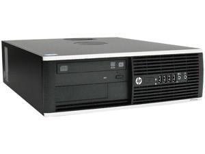 HP Desktop Computer 6300 PRO Intel Core i5 3rd Gen 3470 (3.20 GHz) 8 GB 500 GB HDD Windows 10 Pro