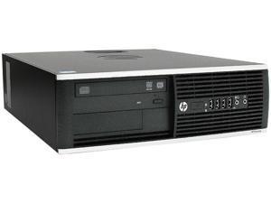 HP Desktop Computer ELITE 8300 Intel Core i5 3rd Gen 3570 (3.40 GHz) 8 GB 500 GB HDD Windows 10 Pro