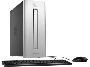 HP Desktop Computer ENVY 750-116 A10-Series APU A10-8750 (3.60 GHz) 12 GB DDR3 2 TB HDD AMD Radeon R7 Windows 10 Home