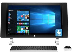 """HP All-in-One Computer ENVY 24-n014 Intel Core i5 6th Gen 6400T (2.20 GHz) 8 GB DDR3L 1 TB HDD 23.8"""" Touchscreen Windows 10 Home 64-Bit"""