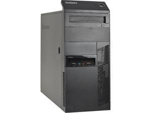 Lenovo Desktop Computer M82 Intel Core i3 3rd Gen 3220 (3.30 GHz) 4 GB 500 GB HDD Windows 10 Pro 64-Bit