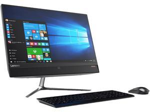 "Lenovo All-in-One Computer IdeaCentre 510-23ISH Intel Core i3 6th Gen 6100T (3.20 GHz) 8 GB DDR4 1 TB HDD 23"" Touchscreen Windows 10 Home 64-Bit"
