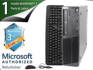 ThinkCentre Desktop Computer M91P Intel Core i5 3.1 GHz 4 GB DDR3 250 GB HDD Windows 7 Professional 64-Bit