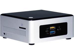 Intel Mini PC NUC NUC5PGYH Pentium N3700 (1.60 GHz) 2 GB DDR3 32 GB eMMC SSD Intel HD Graphics Windows 10 Home 64-Bit