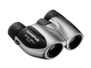 OLYMPUS Roamer 10 x 21 DPC I 118706 Compact Porro Prism Binoculars