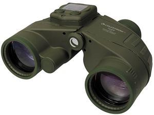 CELESTRON Cavalry 7x50 71422 Binocular with GPS, Digital Compass & Reticle