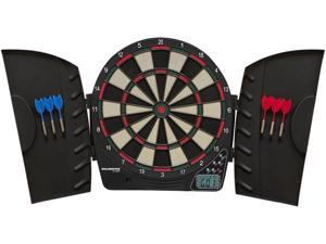 Triumph 18-2018 Vector Electronic Dartboard with Cabinet
