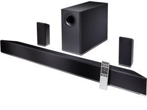 "VIZIO S4251W-B4 42"" 5.1 Home Theater Sound Bar w/ Subwoofer & Satellite Speakers"