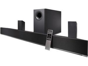 "VIZIO S4251-W-B4E 5.1 CH 42"" Home Theater Sound Bar with Subwoofer and Satellite Speakers, Used like NEW"