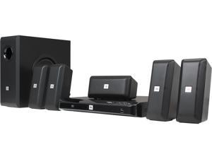 JBL Cinema BD100 Blu-ray 5.1 Home Theater System