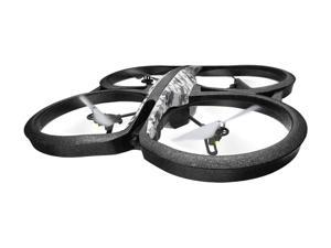 Parrot AR.Drone 2.0 Elite Edition Quadricopter, 720p 30fps HD Camera, Smartphone Control, Snow Version