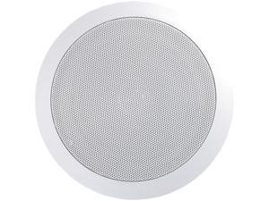 "OSD Audio ICE600TTWRS 6.5"" Water Resistant In-Ceiling Speaker with Dual Voice Coil"