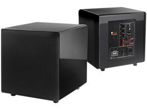 OSD Audio PS88 Compact Dual Woofer 8-inch Home Theatre Subwoofer