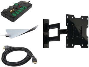 "Home Theater Essential DIY Kit for 10""-39"" TVs"