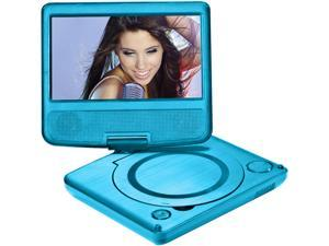 Lexibook DVDP1W Portable DVD player Blue